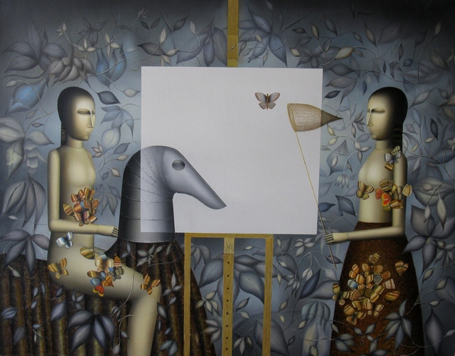 , 'Butterfly Hunters,' 2013, Art from Armenia