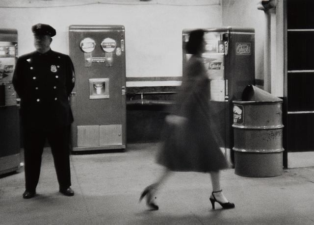 Sabine Weiss, 'New York', 1955, Phillips