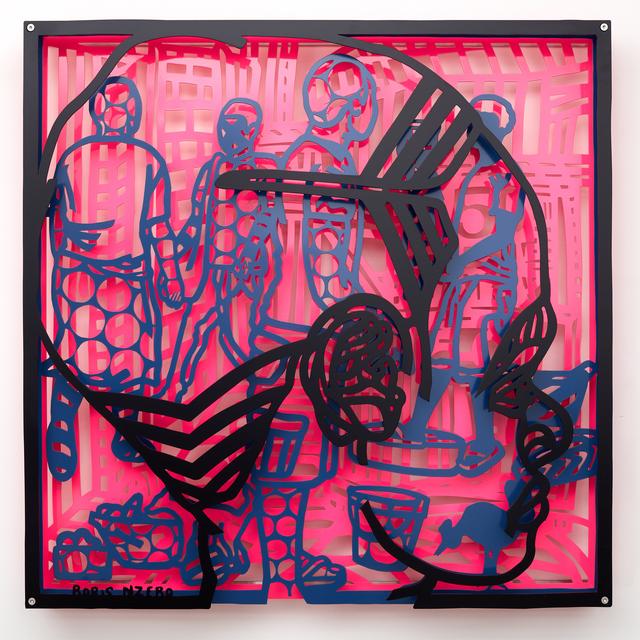 Boris Nzebo, 'Speed Demon 2', 2019, Jack Bell Gallery