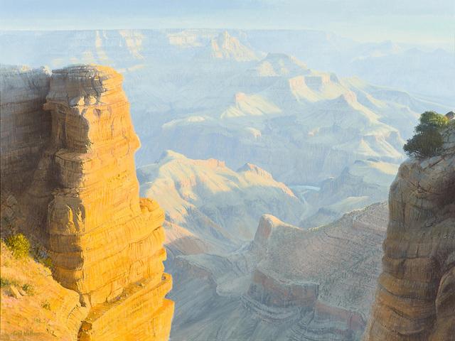 , 'Moran Point Sunrise, Grand Canyon,' , Larsen Gallery