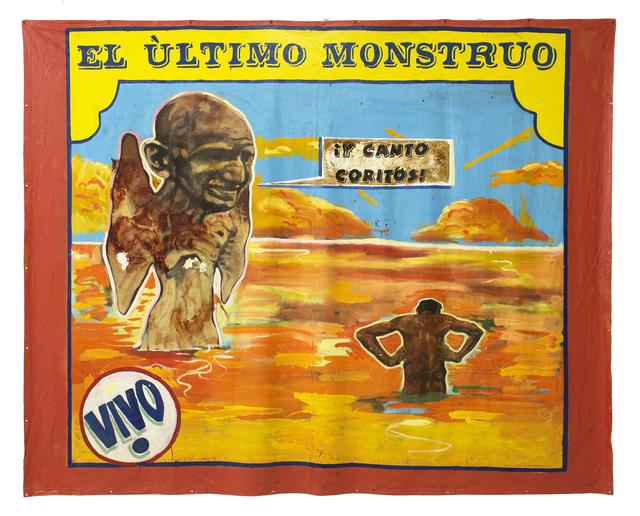 , 'El Ultimo Monstruo,' 2015, ROBERTO PARADISE