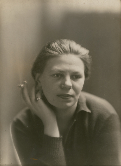 , 'Self portrait, Paris,' 1927, Jeu de Paume