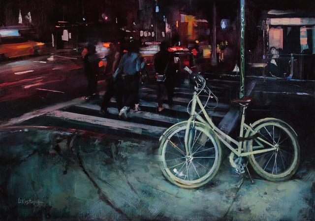 , 'When Our Walk Began,' 2016, Abend Gallery