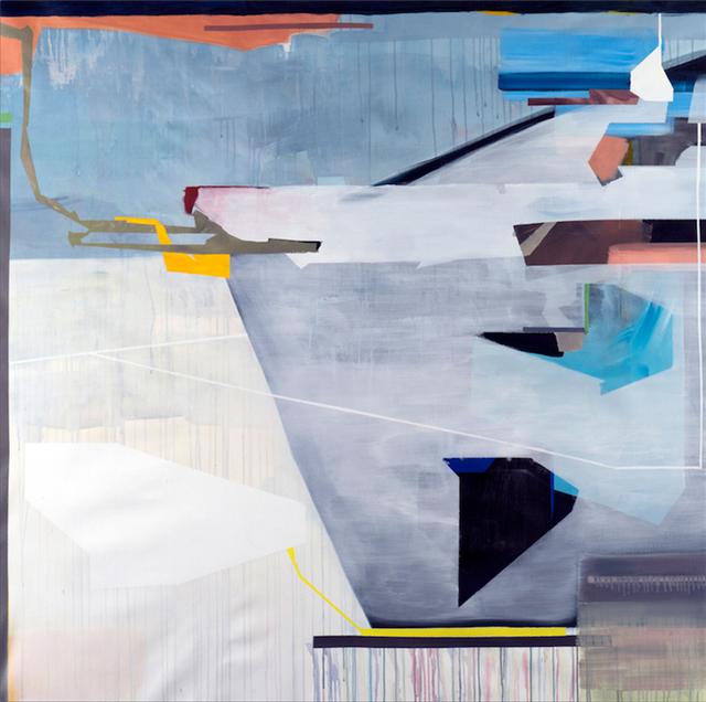 , 'A trêmula cintilação de um mundo que exige apenas a presença,' 2013, Roberto Alban Galeria de Arte