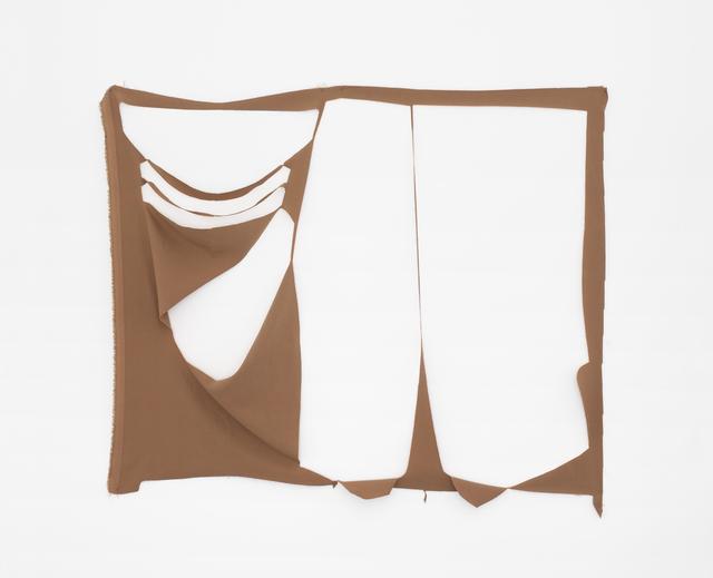 , 'J.B.,' 2016, Galerie Laurence Bernard