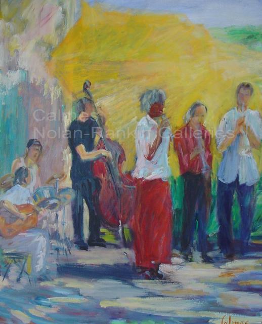 , 'Jazz au peuch,' , Nolan-Rankin Galleries