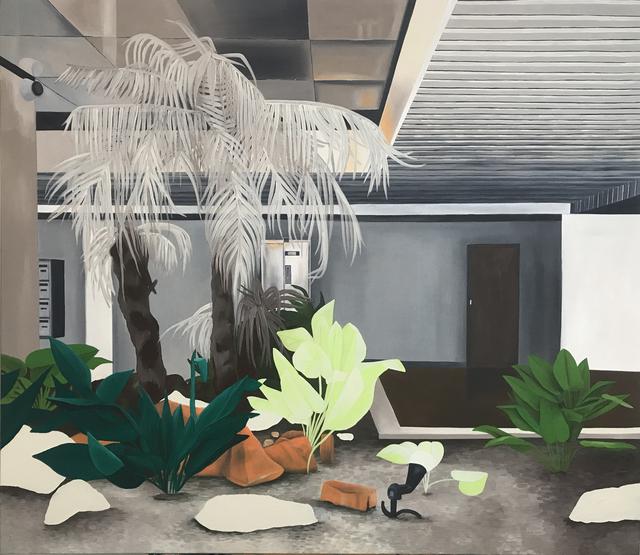 , 'LES PALMIERS DU MONTEBELLO, SAINT-ETIENNE,' 2018, Under Construction Gallery