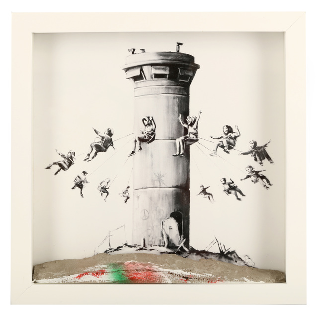 Banksy, 'Walled Off Hotel Box Set', Chiswick Auctions