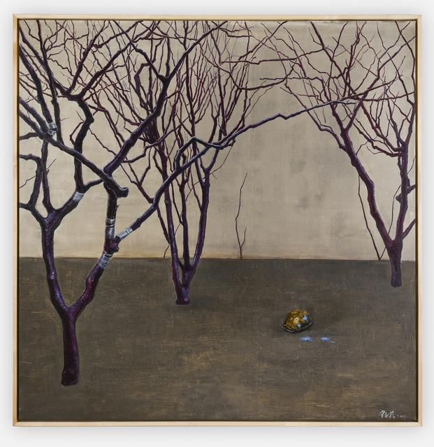 , 'Peach Tree,' 2013, Marlborough London