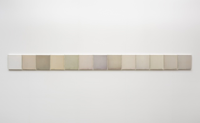 , 'Untitled (Re-photographed Card),' 1972, Richard Saltoun