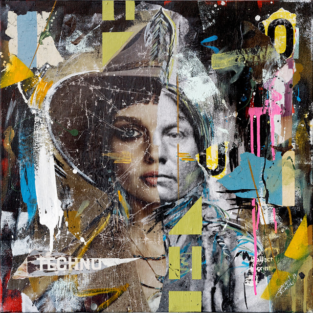 , 'Techno,' 2017, Samhart Gallery