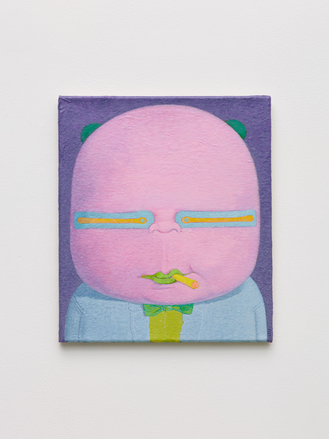 , 'Mr. Panda,' 2015, Klein Sun Gallery