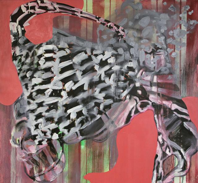 , 'Houndstooth Series,' 2013, Matthew Rachman Gallery