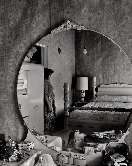, 'Oglesby Bedroom, Stotesbury, Raliegh County, West Virginia,' 1982, Arnika Dawkins Gallery