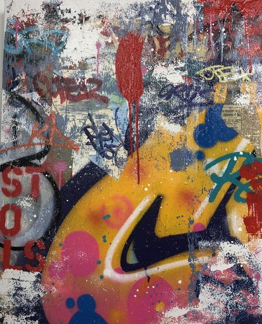 COPE2, 'Blen 167', 2018, Soho Contemporary Art