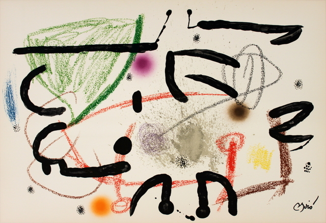Joan Miró, 'Maravillas #1067', 1975, ArtWise