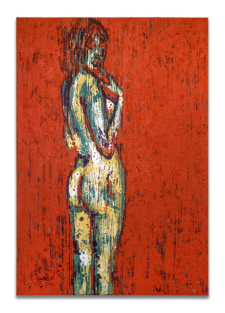 , 'Nude,' 2011, Harper's Books