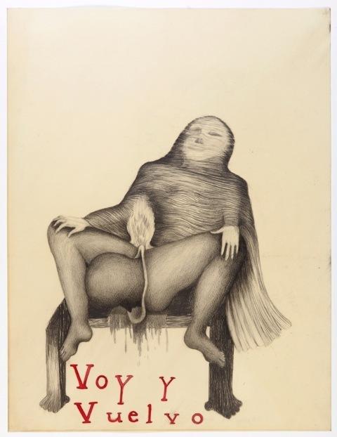 , 'Voy y vuelvo,' 2014, Kewenig Galerie