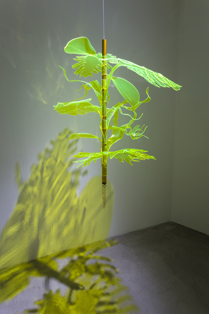 , 'Afterglow Hybrid Pendant 3,' 2010, Quint Gallery