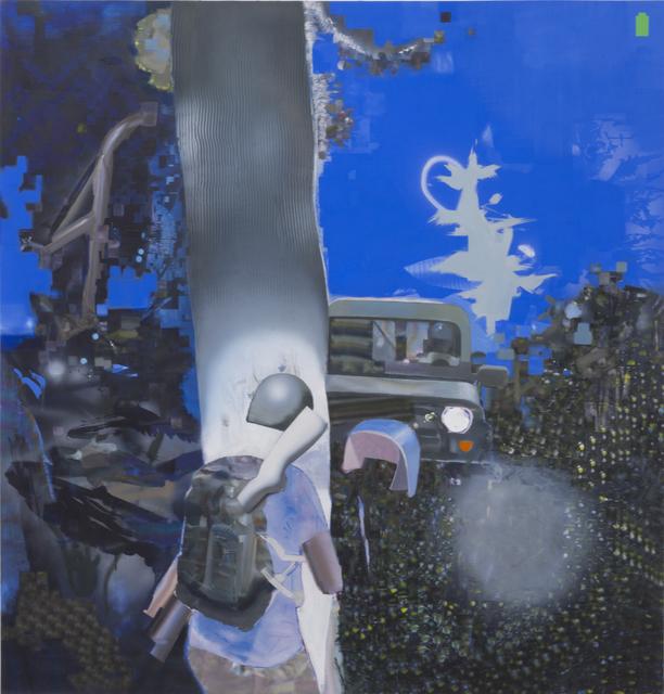 , 'High Beam ,' 2017, Sophia Contemporary