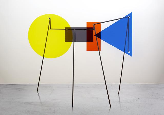 Amalia Pica, 'Monumento a Intersecciones #6,' 2013, Ignacio Liprandi Arte Contemporáneo