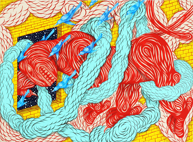 , 'Infinite Window,' 2018, Galerie Droste