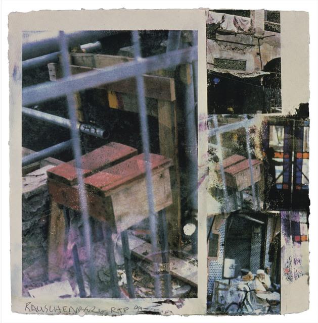 Robert Rauschenberg, 'Local Focus', 2000, Gemini G.E.L.