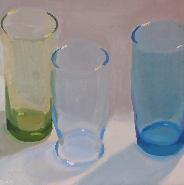 Yuri Tayshete, 'Three Summer Glasses', 2019, 440 Gallery