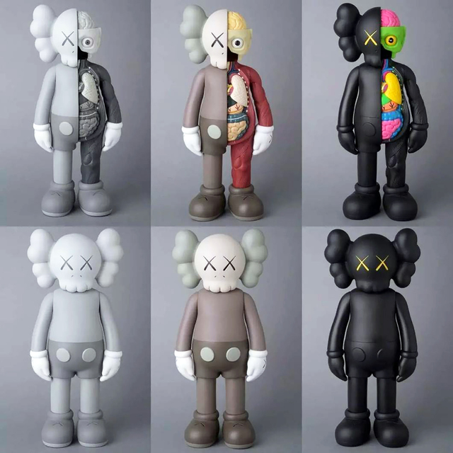 KAWS, 'KAWS Companion 2016 (complete set of 6)', 2016, Lot 180
