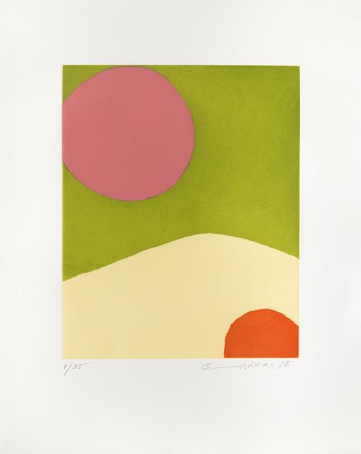 , 'Voyage vers la Lune,' 2018, Cristea Roberts Gallery