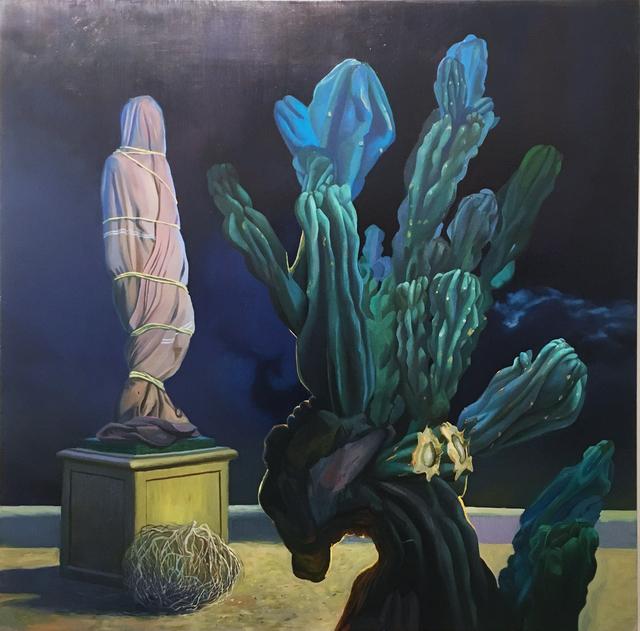 Thomas John Carlson, 'Statue', 2019, Deep Space Gallery