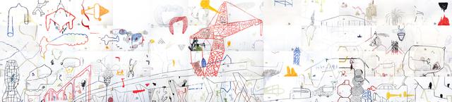 , 'Marginal,' 2012, Bolsa de Arte