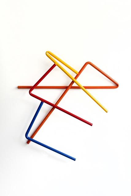 , 'Untitled (Steps),' 2014, Nicodim Gallery