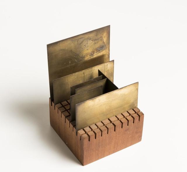 , 'Armadura,' 1976, Bergamin & Gomide