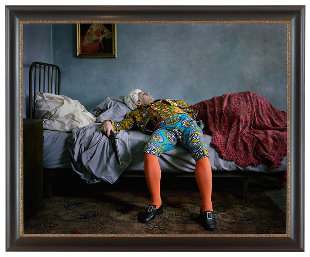 , 'Fake Death Picture (The Suicide - Manet),' 2011, Brand New Gallery