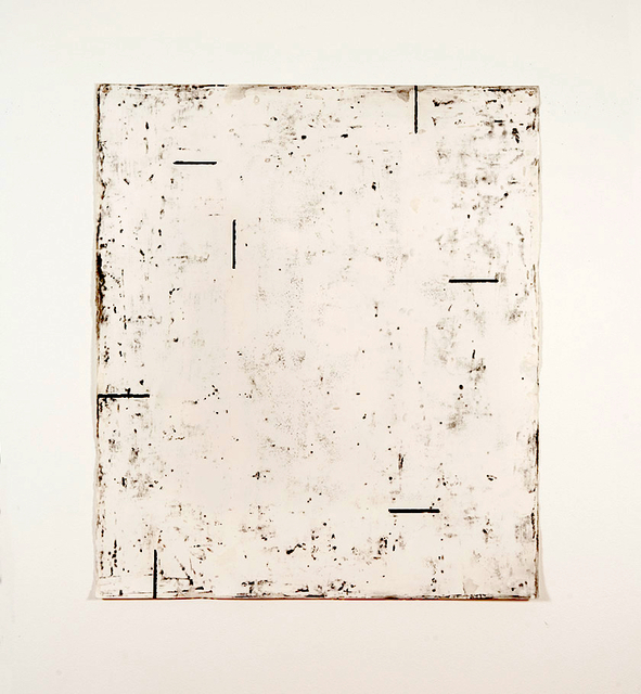 , 'Seven Lines,' 2012, Barry Whistler Gallery