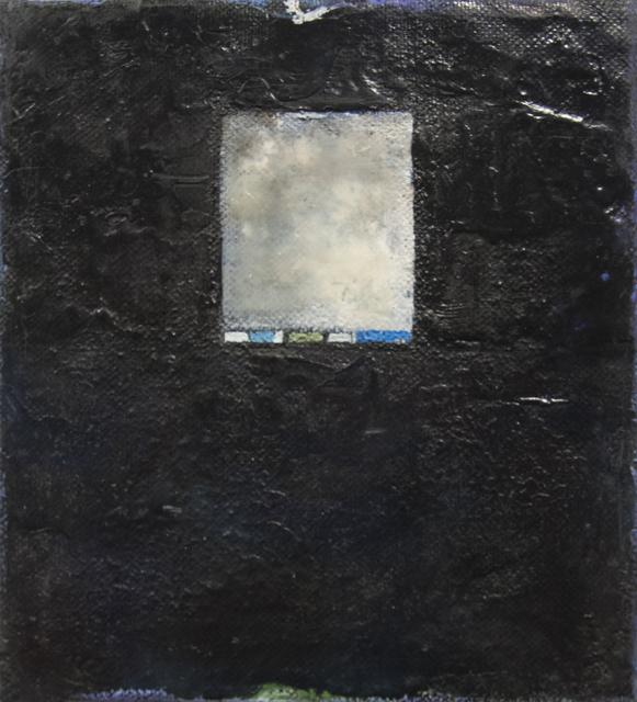 , 'Portal (Black),' , Main Street Arts