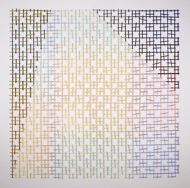 , 'Cut Light (Peak II),' 2015, Minus Space