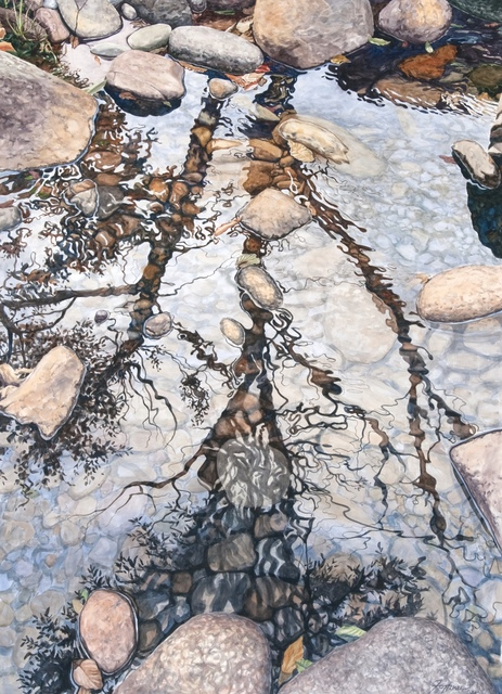 Tim Fortune, 'Reflection', Keene Arts
