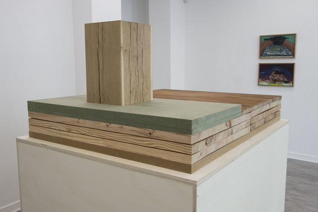 Diego Salvador Ríos, 'Skulpturgartën', 2019, Galerie Liusa Wang