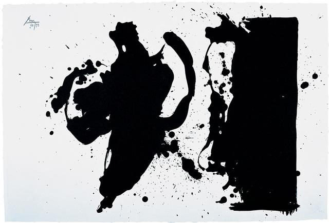, 'Elegy Study,' 1979, Bernard Jacobson Gallery