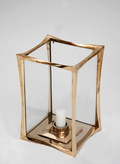 , 'Photophore in Polished Bronze,' 2014, Valerie Goodman Gallery