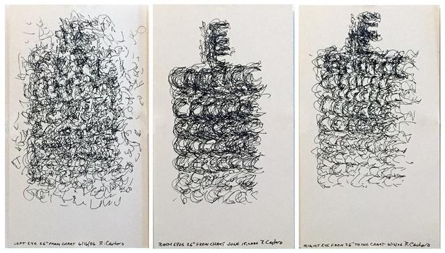 , 'Eye Chart Series,' 2006, Hal Bromm