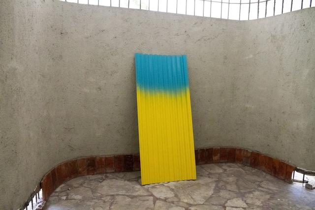 , 'Planchas,' 2016, SINDICATO