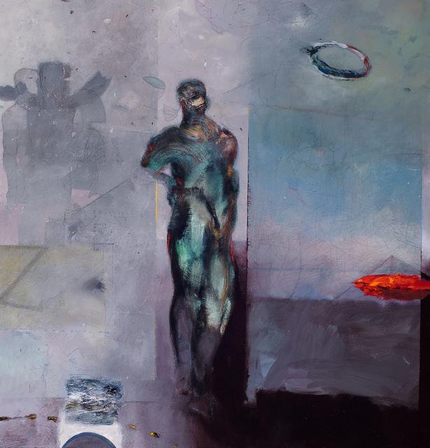 , 'Statue III,' 2017, EBONY/CURATED