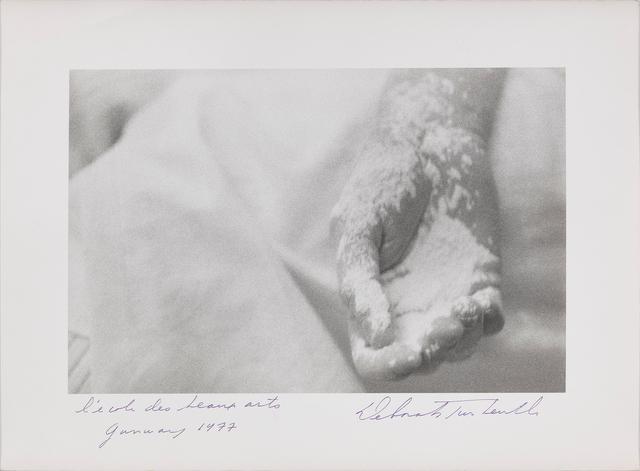 Deborah Turbeville, 'L'ecole des beaux arts', 1977, Gagosian