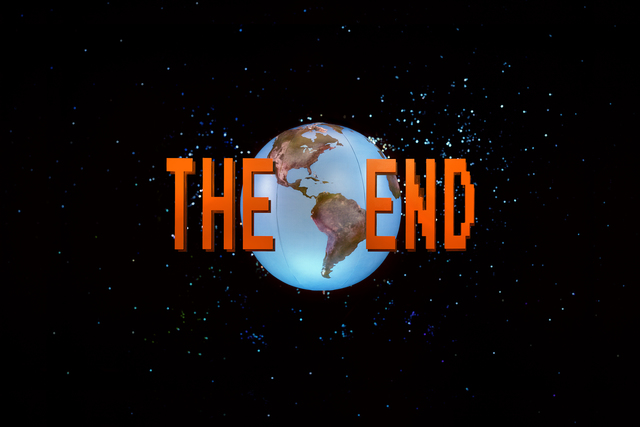 , 'The End,' 2018, Sullivan+Strumpf