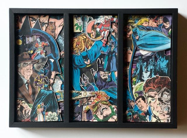 , 'Batman,' 2018, Jonathan Ferrara Gallery
