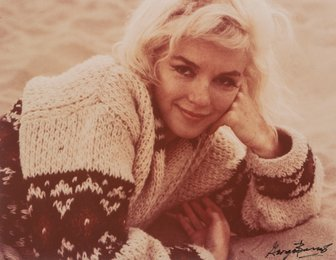 Marilyn Monroe from The Last Shot