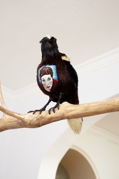 , 'Commercial Way Bird,' 2011, Danielle Arnaud Contemporary Art